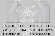 Dekryptering  av  .odin  files:  Fjerning  av  Odin  virus  ransomware
